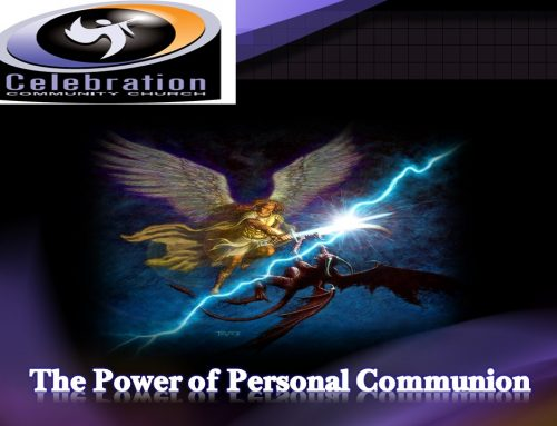 The Power of Personal Communion-8 Steps