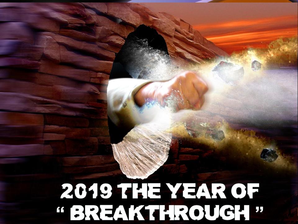 Keys To Spiritual Breakthrough in 2019- Heres Why